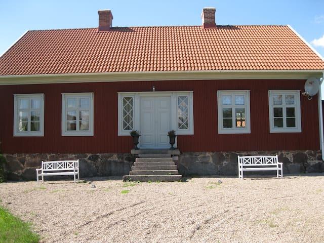 Granås Gård Ideströms hus