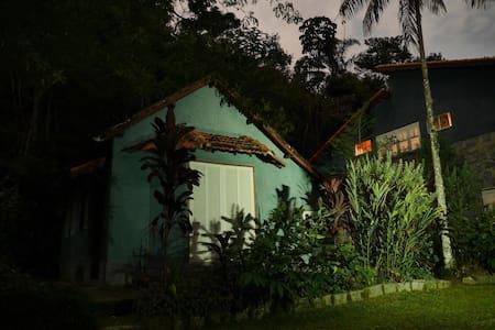 Casa na montanha cercada de natureza - Itatiaia - Kabin