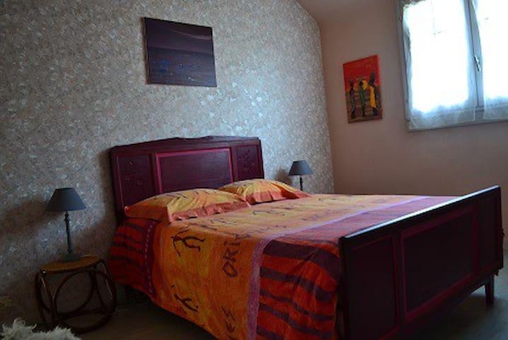 Charmante maison meublée à louer pour vos vacances - Ploudaniel - House