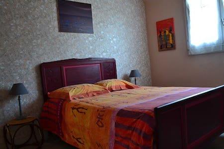 Charmante maison meublée à louer pour vos vacances - Huis