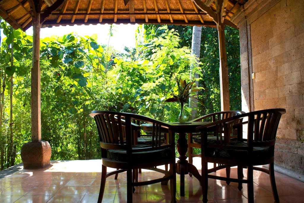 A family villa in the jungle - the ultimate in privacy and getting away from it all