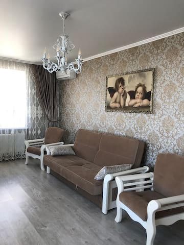 2х Комнатная Квартира посуточно в Анапе