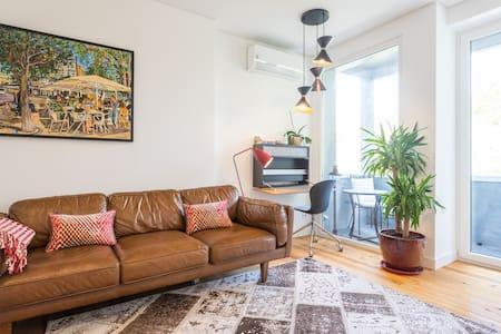 NEW, Modern Apartment Garden View - Principe Real