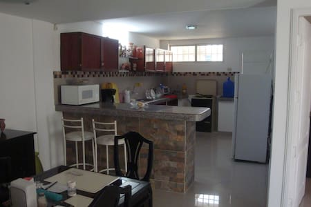 Apartment 2 rooms 2 blocks from the beach. Chipipe - Salinas - Byt