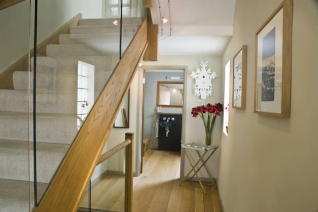 sillwood hallway