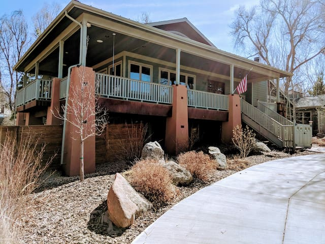 NEW LISTING! CASA BLUERD in Niwot, near Boulder.