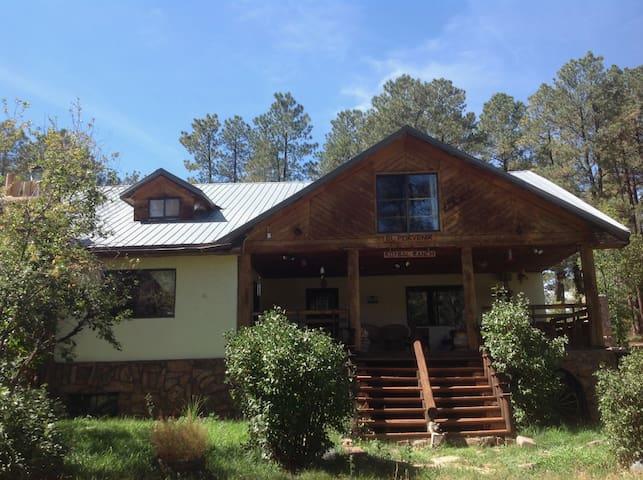 Roybal Ranch - El Rito Cabins - Hermit's Peak