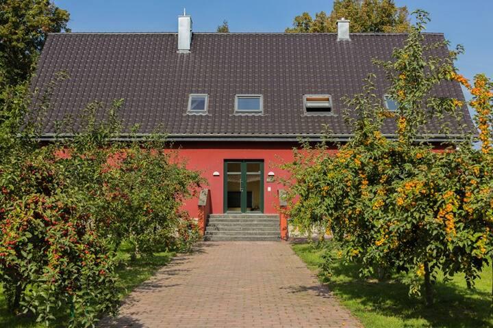 Ferienwohnung auf Gut Owstin - Apartament