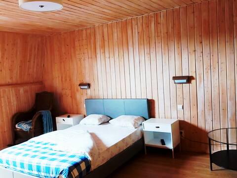 Chez Clementine - Grande chambre privée