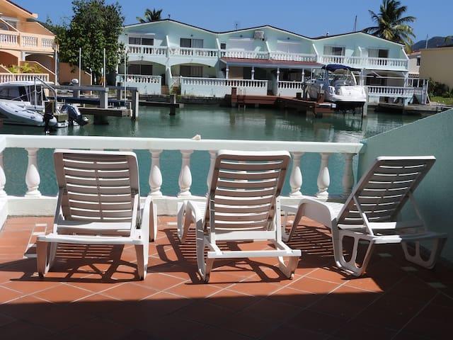 Villa 420D - Jolly Harbour, Antigua