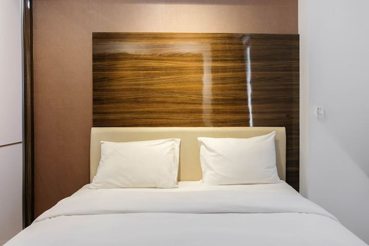 Fully Furnished Studio @ Serpong Midtown Residence