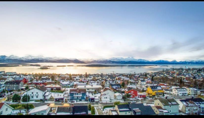 Apartment with view - Molde