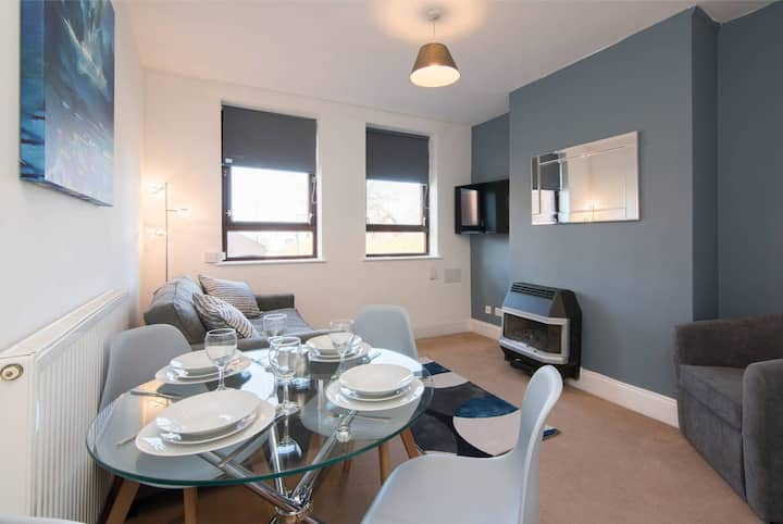 Lambley Court Apt 1bed - Light and Inviting