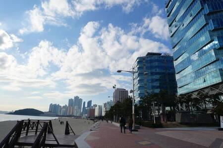 ###70평형(234m2)#해운대팔레드시즈#Haeundae Beach Condominium - Haeundae-gu - Wohnung