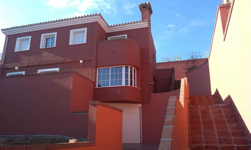 cozy house 2km away from beach - Rincón de la Victoria - House