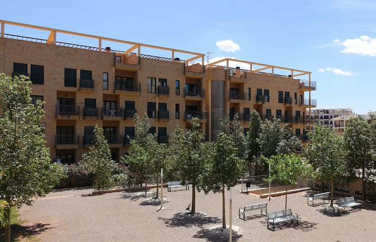 Modern apartment within the Ricote valley - Villanueva del Río Segura - Apartmen