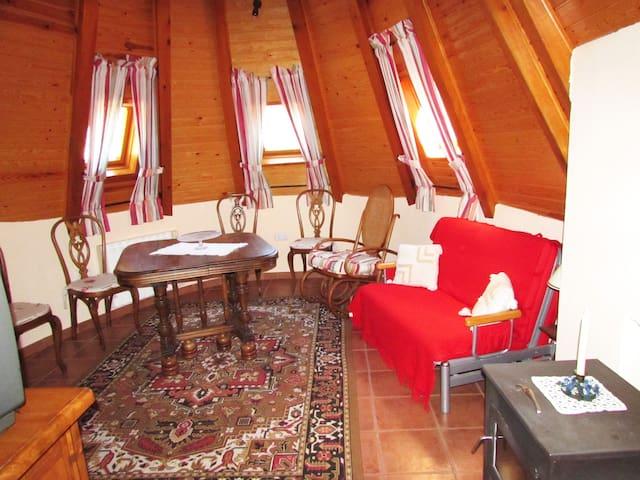 Elegante, acogedor y tranquilo - Aubèrt - Apartamento