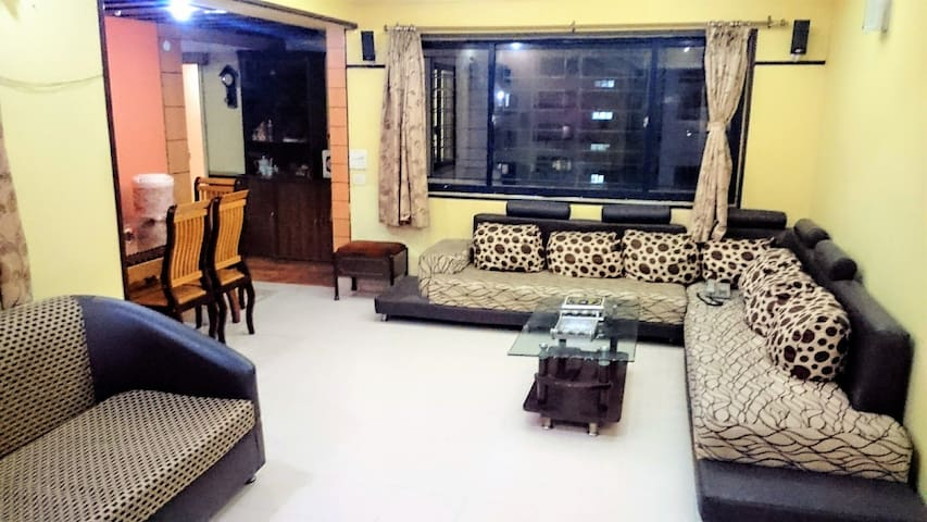 Premium apartment in a posh locality on EM Bypass.