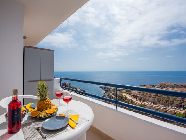 1204.SPECTACULAR VIEW! Costa Adeje Refurbished new !!!