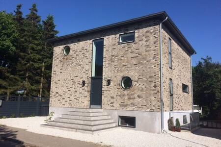 Complete 1. floor in Funkis Villa - Esbjerg