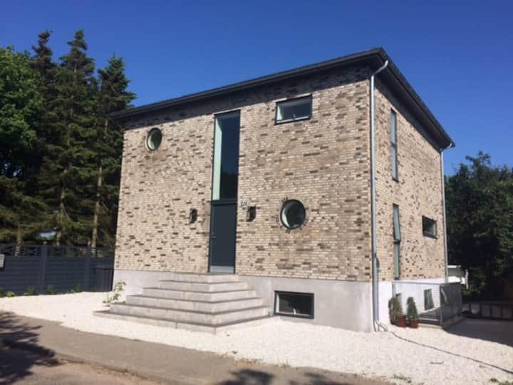 Complete 1. floor in Funkis Villa.