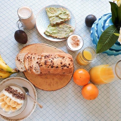 Dieta mediterránea y saludable