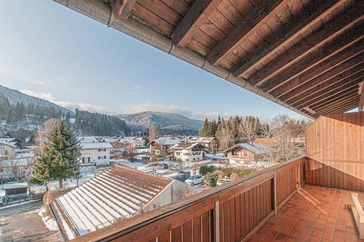 Sonnige Alpine Suite zentral & ruhig | stayFritz