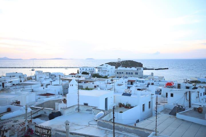 Alma House Naxos
