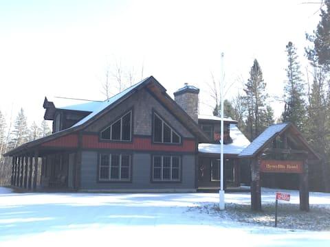 Hytter Hus Hostel near Birkie and CAMBA trails