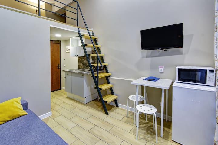 10 Апартамент URoom на Первомайской