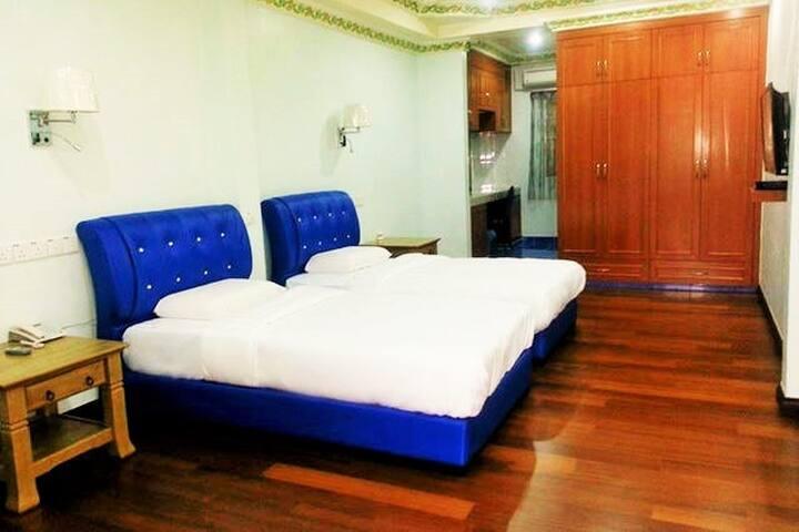 Ben & Roz Inn Twin Bed 1 - Bahagian Pantai Barat - Bed & Breakfast