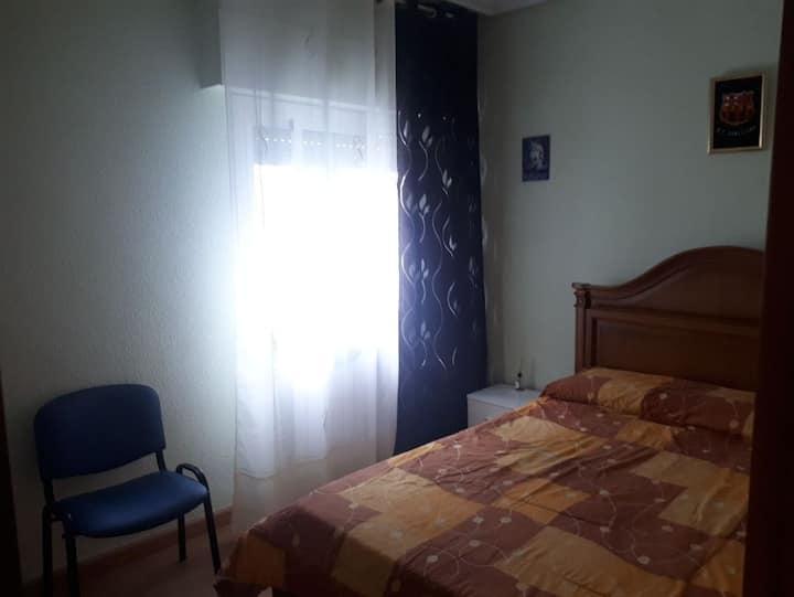 Alquilo habitación por mes
