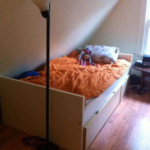 Bright and Clean Private Room in Berkeley - Berkeley - Appartement