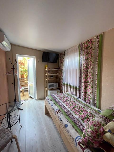 Комната в стиле Парижа