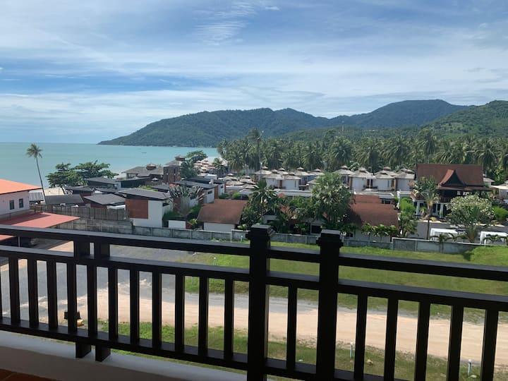Khanom Beach Condo - 1 Bedroom Mountain & Seaview