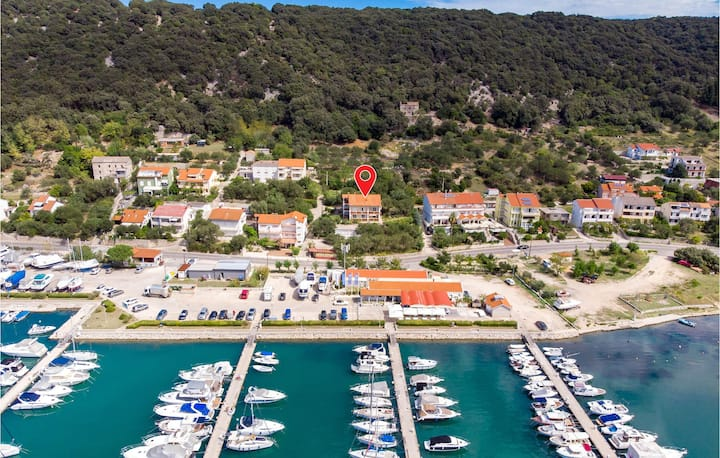 Stunning home in Rab with WiFi and 1 Bedrooms