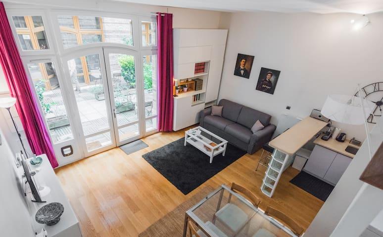 SoChic Suite Maison Champs Elysées - Monceau - パリ - 一軒家