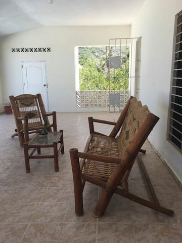 Hermosa casa con muelle - Palmar de Ocoa - บ้าน