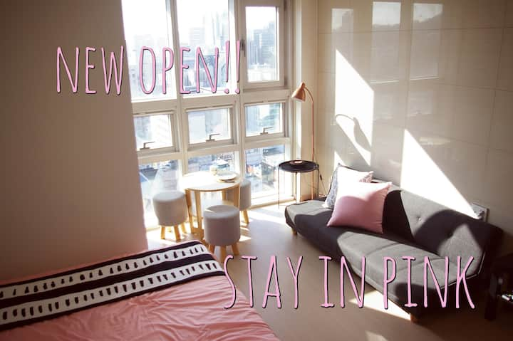 STAY in PINK / Myeongdong(明洞)