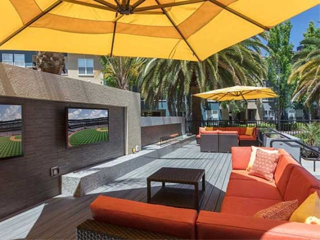 Sunnyvale 2 Bedroom Avalon Apartment #2