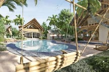 Beautiful Brand New 2Bedroom Villa @ Villa Nangka