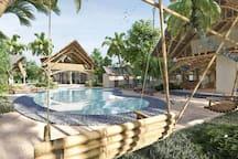 Beautiful Brand New 2Bedroom Villa @ Villa Nangka
