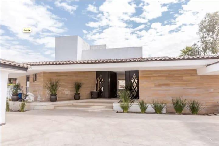 Habitación con vista panorámica j4 - Мехико