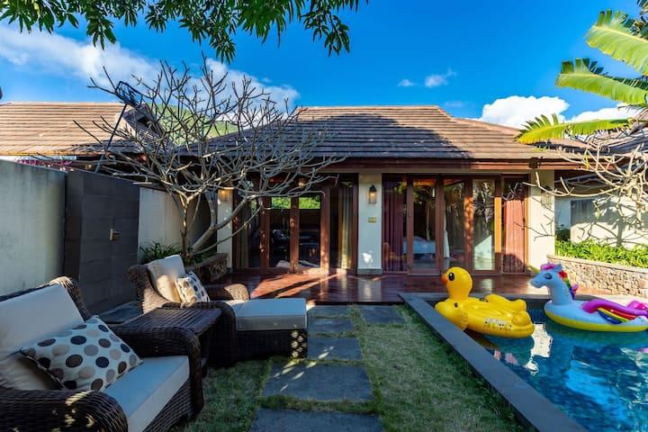 东南亚雨林风情度假别墅•私人泳池