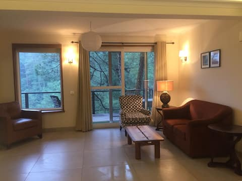 2 bedroom | Peaceful abode |