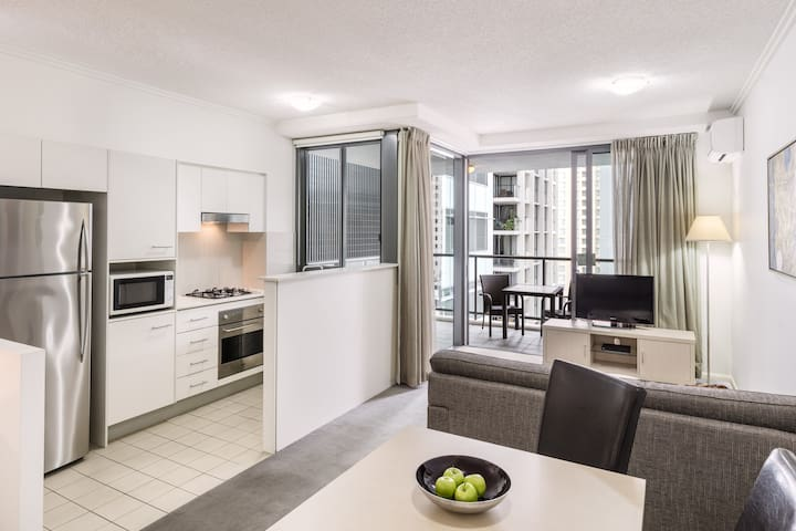 1 Bedroom Apt centrally located in Brisbane