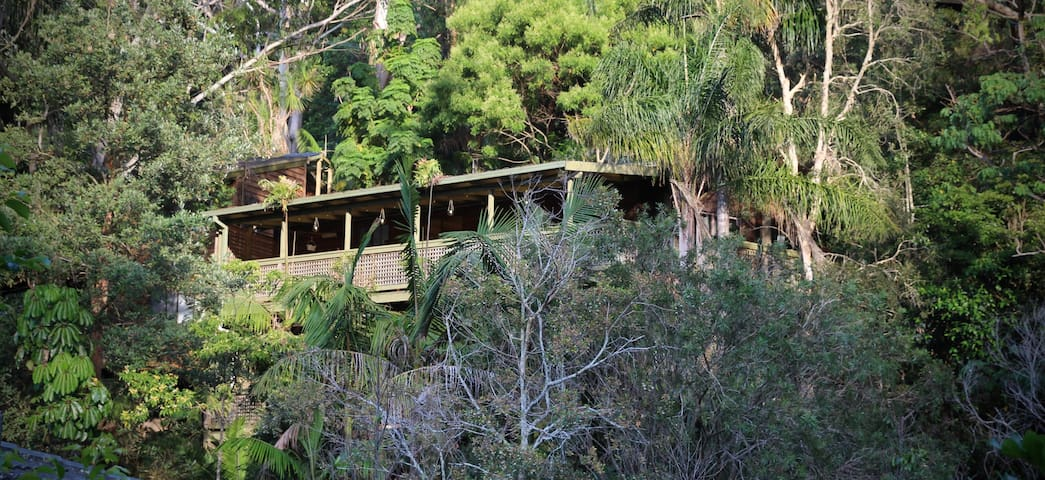 Treetop Tranquility in North Avoca - North Avoca - Ev