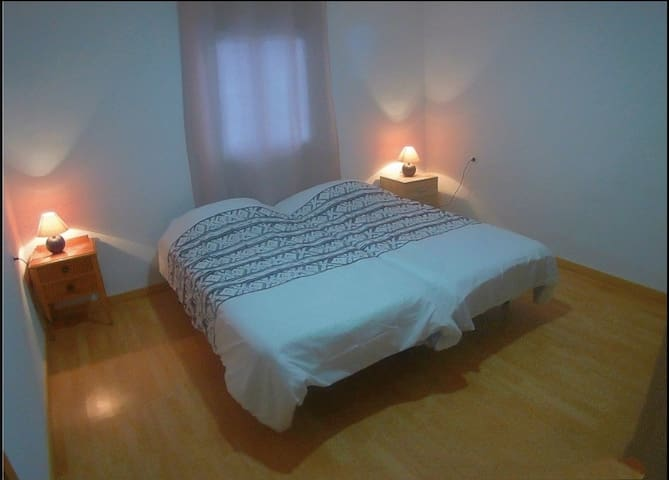 Nice bedroom in the city center