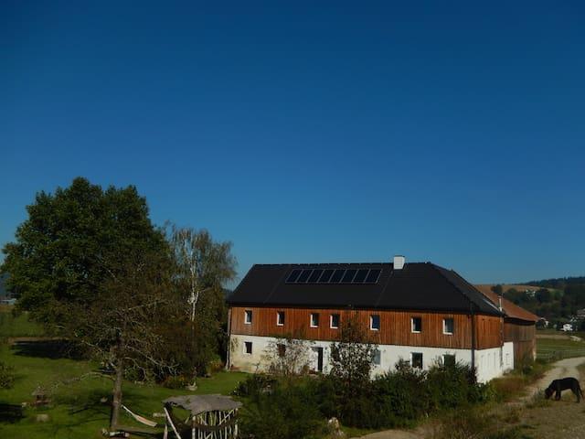 Privatzimmer am Lachbauerhof, 3 bis 5 Gäste