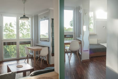Center of Warsaw - Nora Apartment - Appartement